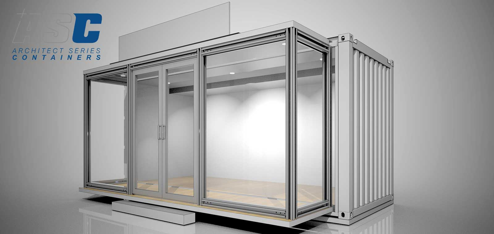 Mobile Healthcare Architect Series Containers